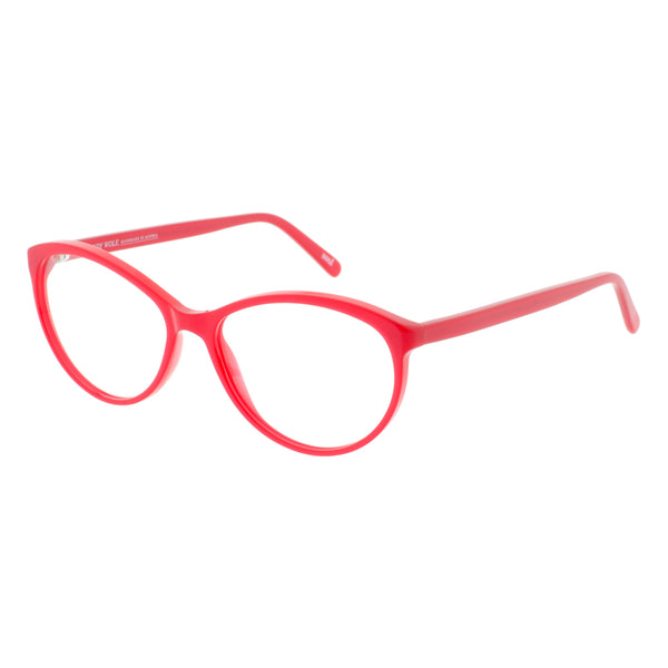 Andy Wolf - 5056 - K - Red - Eyeglasses