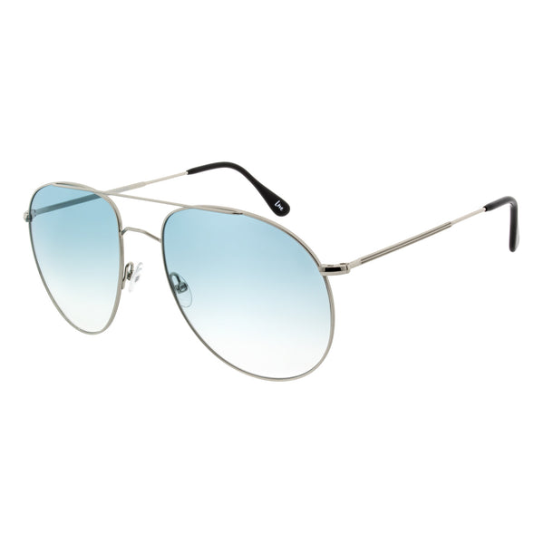 Andy Wolf - Anatol - A - Sunglasses - Aviator - Blue Gradient Tint