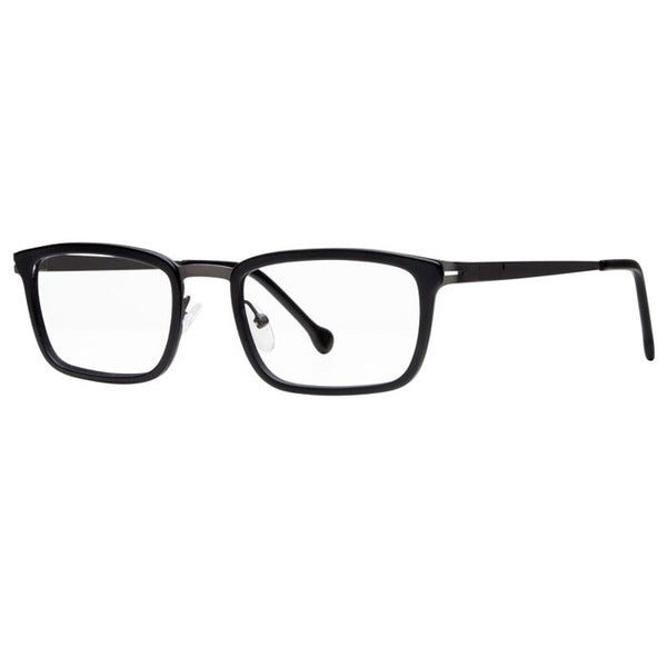 EyeOs Reading Glasses Anton MRS Black