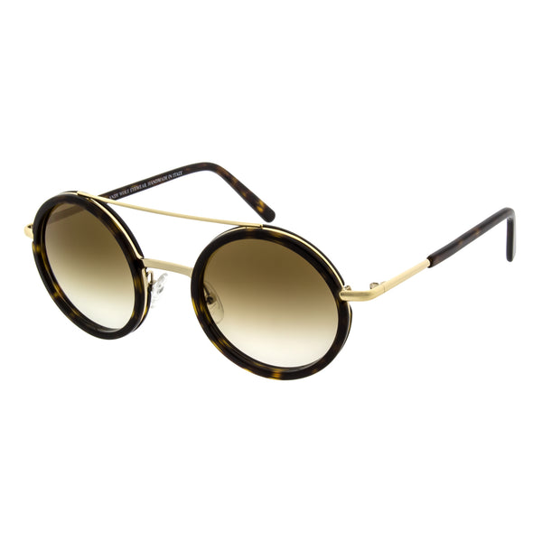 Andy Wolf - Bliss - L - Tortoise/Gold - Sunglasses