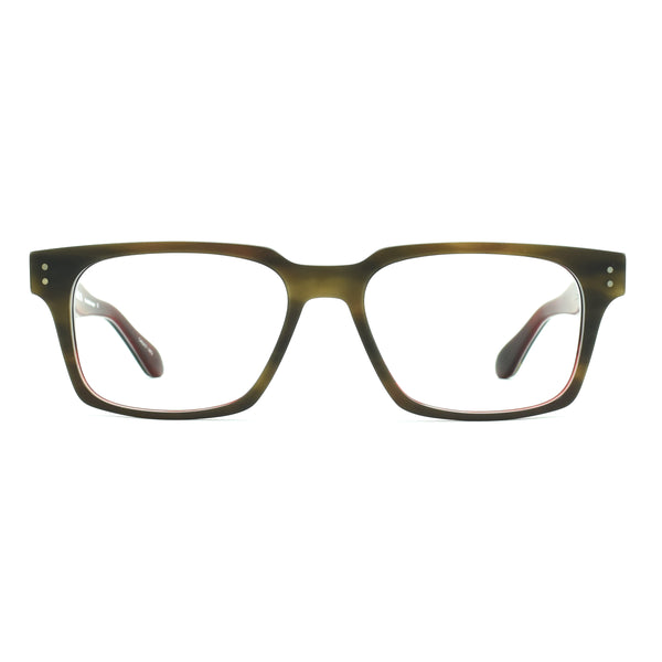 Born In Brooklyn - Brownsville - Caramel Apple - Eyeglasses - Hicks Brunson Eyewear