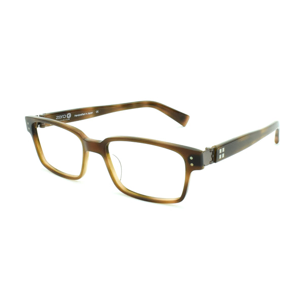 Zero G - Campbell - Pony Brown - Rectangular - Eyeglasses