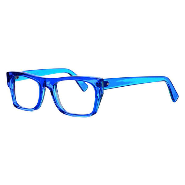 Kirk & Kirk - Carey - K4 - Ocean - Rectangle - Eyeglasses - Hicks Brunson Eyewear