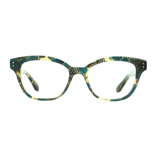 Born In Brooklyn - Clinton Hill - Blue Berry - Eyeglasses - Hicks Brunson Eyewear
