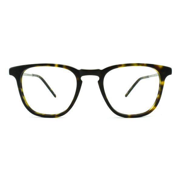 Sama - Combustion 6 - M-Bistre - Rectangular - Eyeglasses