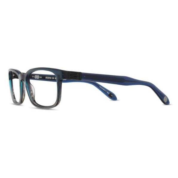Born In Brooklyn - Fulton Ferry - Blue Horizon - Rectangle - Eyeglasses - Hicks Brunson Eyewear
