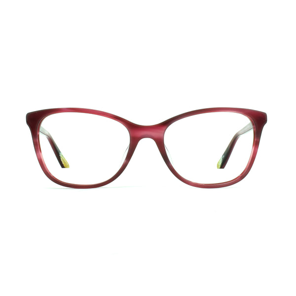 Hicks Brunson - Trinity - Rose - 1115 - Rectangle - Cateye - Eyeglasses - Hicks Brunson Eyewear
