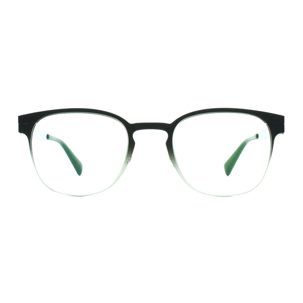 Zero G - Jefferson - Black-Silver Gradient - Titanium - Eyeglasses