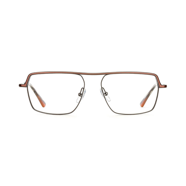 Etnia Barcelona - Konin - BKBZ - Black/Bronze - Rectangle - Eyeglasses