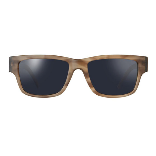 TD Tom Davies - LE 65894 Luca - Matte Warm Light Brown - Sunglasses
