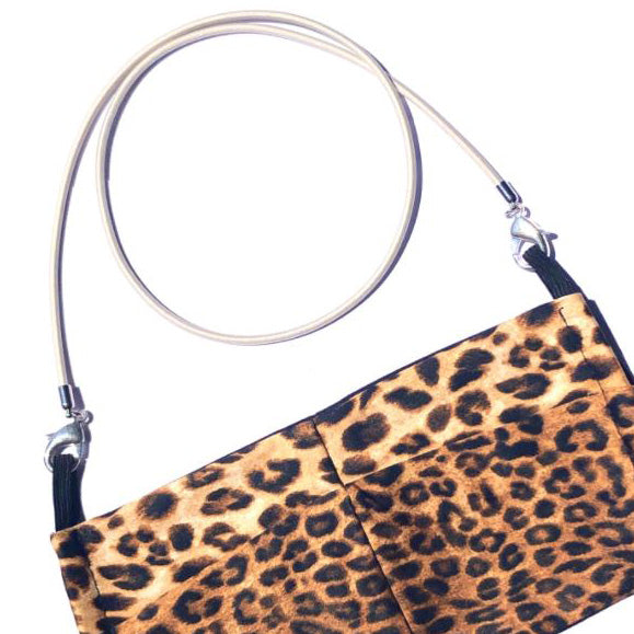 La Mask - Leopard Mask w/Buff Stretch Cord - Mask - LaLoop