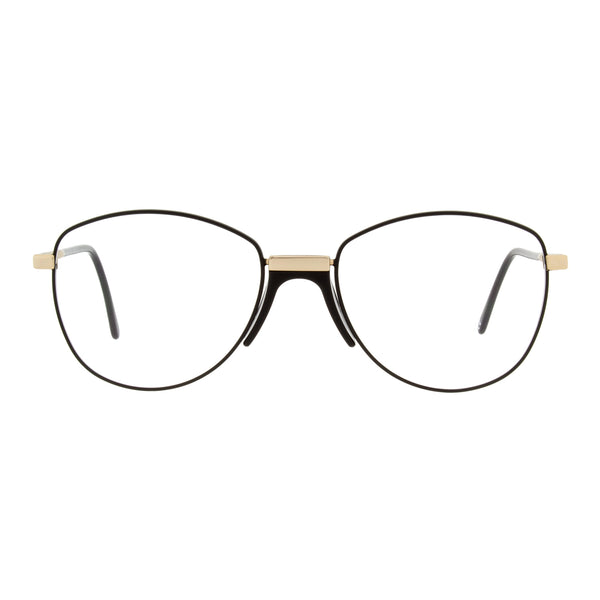 Andy Wolf - Marisol - A - Black/Gold - Metal - Eyeglasses