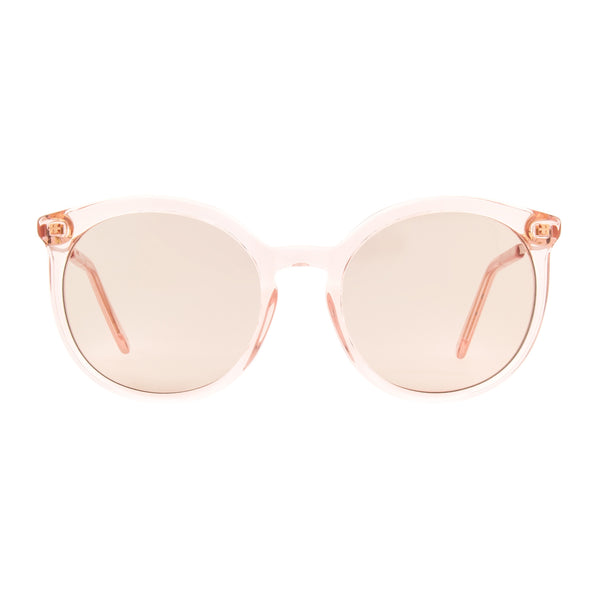 Andy Wolf - Miiko - Pink Champagne - C - Round - Zyl - Sunglasses