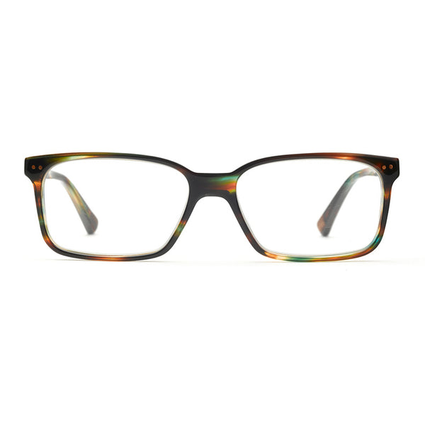 Etnia Barcelona - Murphy - GRBR - Rectangular - Eyeglasses - Hicks Brunson Eyewear