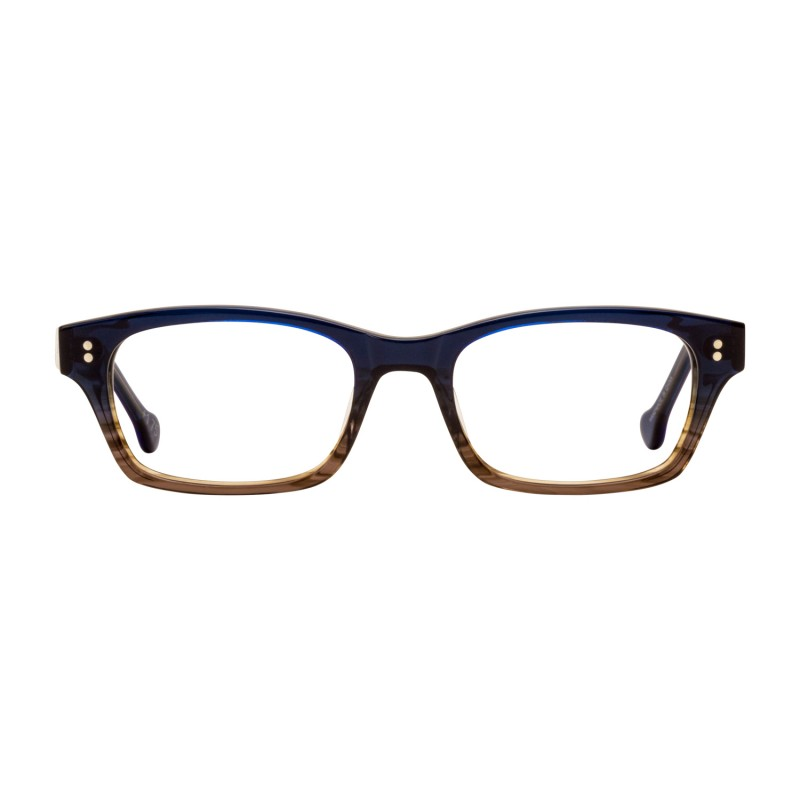 eyeOs readers - Mason (Blue Buster / No Magnification)