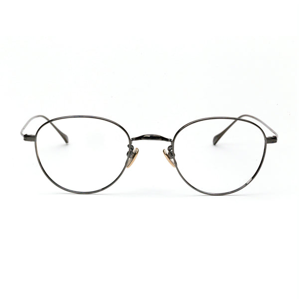 Masunaga GMS-396BT 34 Graphite Eyeglasses Hicks Brunson Eyewear