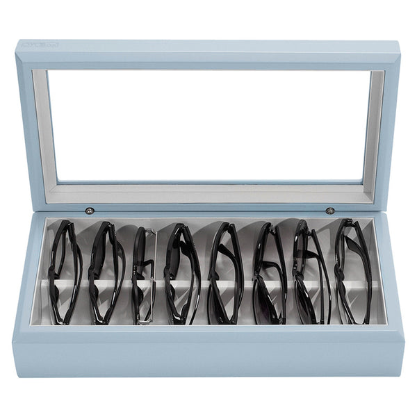 OYObox Maxi Dove Blue Eyewear Organizer