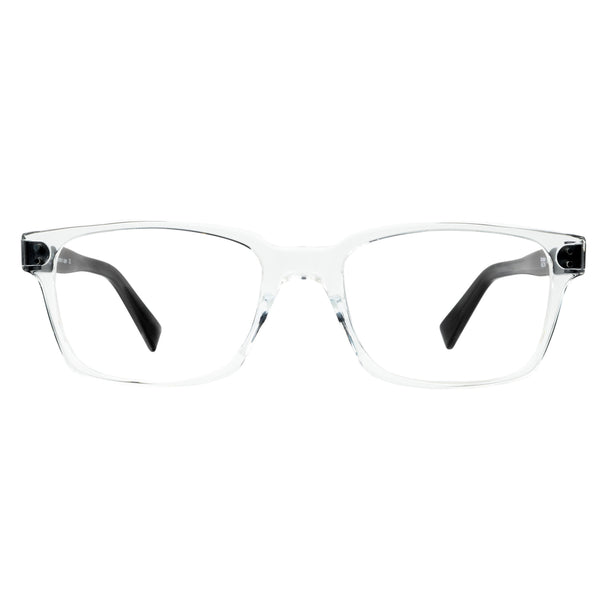 Zero G - Montara - Crystal - Rectangular Eyeglasses - Hicks Brunson Eyewear
