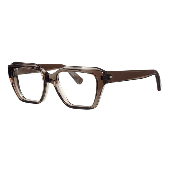 Kirk & Kirk - Neville - C7 - Gunmetal - Rectangle - Eyeglasses - Hicks Brunson Eyewear