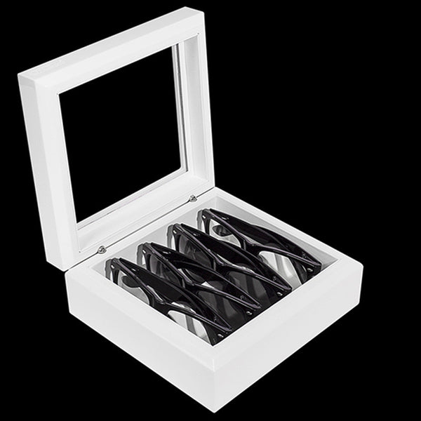 OYOBox Eyewear Organizer Mini White