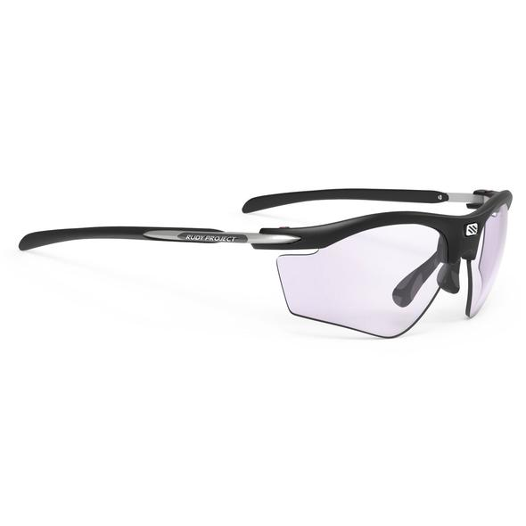 Rudy Project - Rydon Golf - Matte Black / ImpactX2 Laser Purple Photochromic Golf Lenses