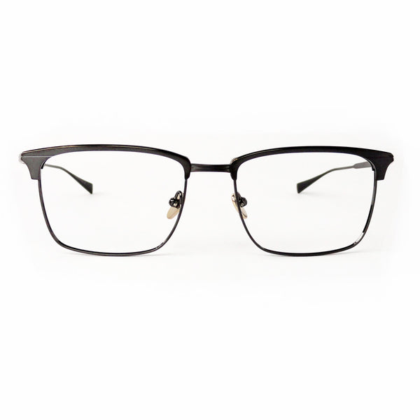 f4e73254ea Masunaga SWING 19 Black Eyeglasses Hicks Brunson Eyewear