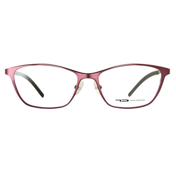 TD Tom Davies Limited Edition TD406 Eyeglasses Hicks Brunson Eyewear