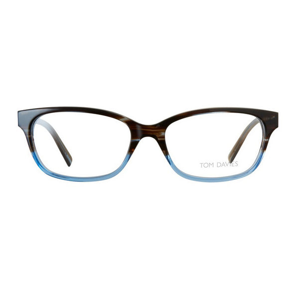 Tom Davies - TD426 - 1202 - Cateye - Eyeglasses - Hicks Brunson Eyewear