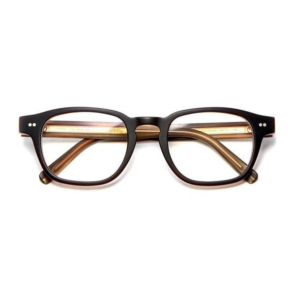 Tom Davies - TD641 - 1824 - Matte Brown / Bronze - Rectangle - Eyeglasses
