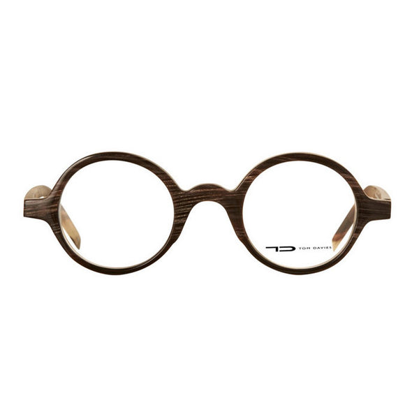 TD Tom Davies TDH009 Horn Eyeglasses Hicks Brunson Eyewear