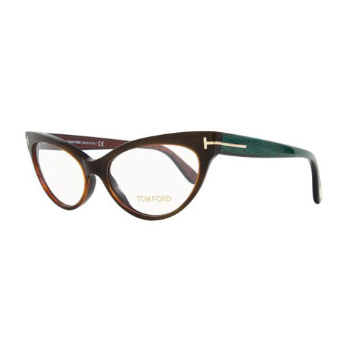 Tom Ford - TF 5317 - 052 - Brown - Cateye - Eyeglasses