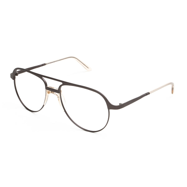 Andy Wolf - Tolar - C - Grey - Aviator - Eyeglasses - Metal - Hicks Brunson Eyewear
