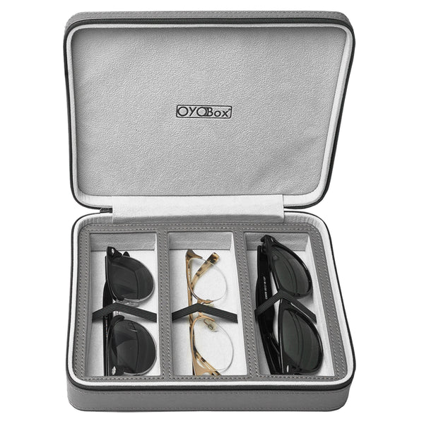 Oyobox - Travel Case - Cool Gray - Frame Case - Frame Organizer