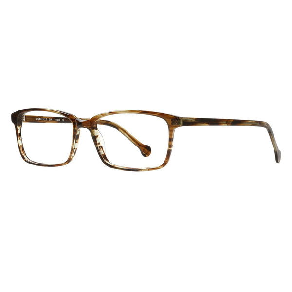 eyeOs readers - Wakefield - MTL - Monterillo - Blue Light Glasses - No Magnification - Rectangle