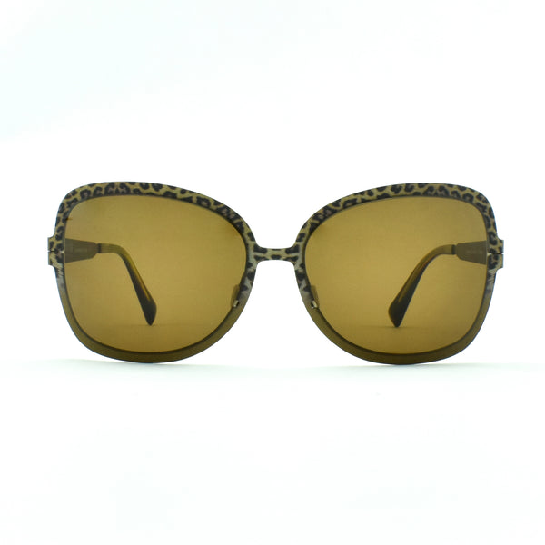 Zero G - West Hampton - Leopard Brown - Sunglasses