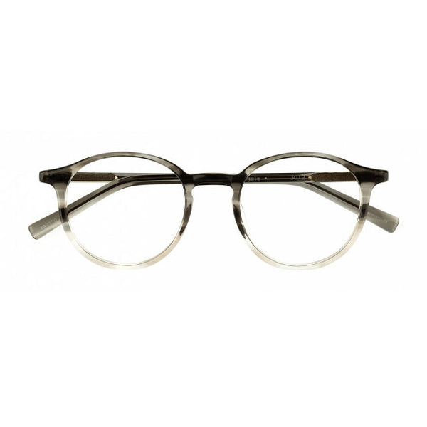 Hicks Brunson Generations - Wingate - 3012 - Grey Crystal - P3 - Round - Eyeglasses