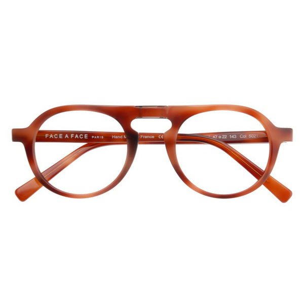 Face A Face - Irvin 1 - 5021 - Eyeglasses - Hicks Brunson Eyewear