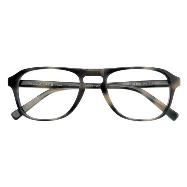 Face A Face - Irvin 2 - 6152 - Eyeglasses - Hicks Brunson Eyewear
