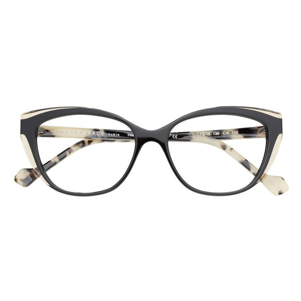 Face A Face - Jadde 2 - 100 - Cateye - Eyeglasses - Hicks Brunson Eyewear