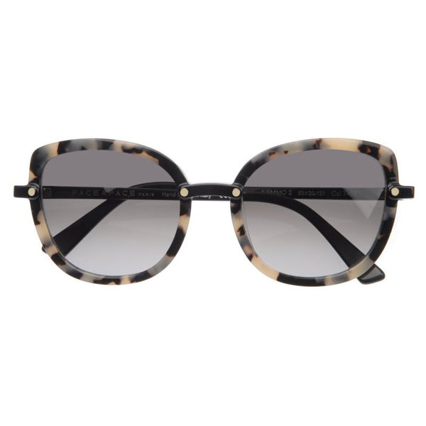 Face A Face - Nemmo 2 - 7407 - Cateye - Sunglasses - Hicks Brunson Eyewear