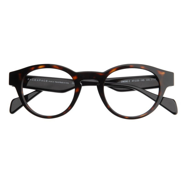 Face A Face - Owens 2 - 2150 - Eyeglasses - Hicks Brunson Eyewear