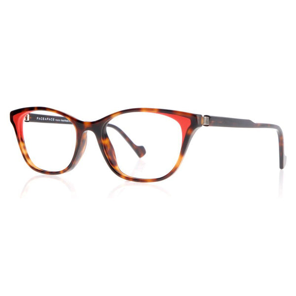 Face A Face - Sacha 1 - 2150 - Cateye - Eyeglasses - Hicks Brunson Eyewear