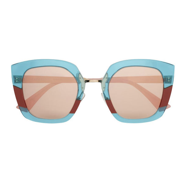 Face A Face - Spark 1 - 6092 - Butterfly Sunglasses - Hicks Brunson Eyewear