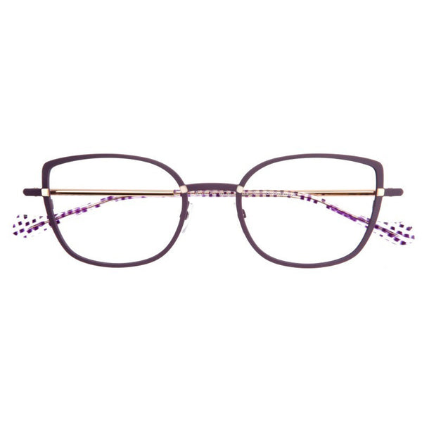 Face A Face Eyeglasses Stijl 1 956M Hicks Brunson Eyewear