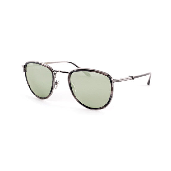 Leisure Society - Voysey - Antique Silver - 12k White Gold - metal frame - sunglasses