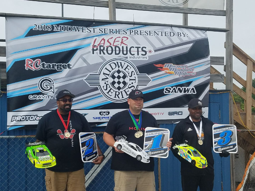 Melvin Aulston & NTX 1.2 2nd Place at Midwest Series