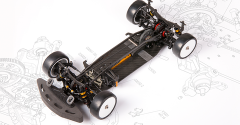 STX-017 Electric Touring Car Kit