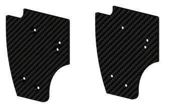 F-ONE CARBON FIBER BULKHEAD FOR REAR WING