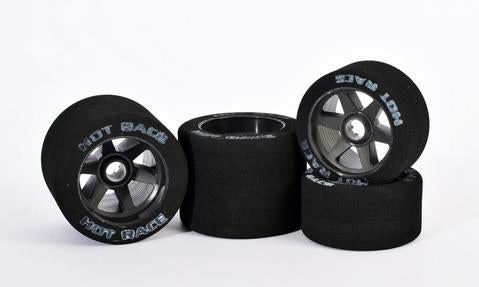 Hot Race 1:8 Ifmar Spec Tires Rear (73mm)