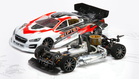 NTX 1.1 Nitro Touring Car Kit (European Champion)